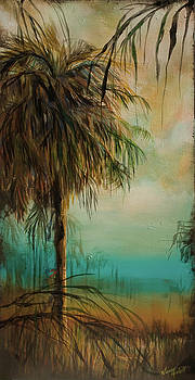 Cold Palm Marsh by Michele Hollister - for Nancy Asbell