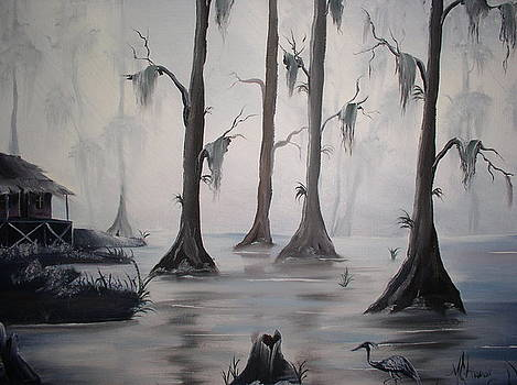 Cold Swamp by Monica Chiasson