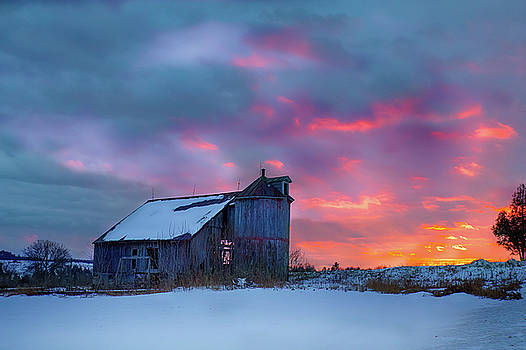 Cold Vermont Fire by Jeff Folger