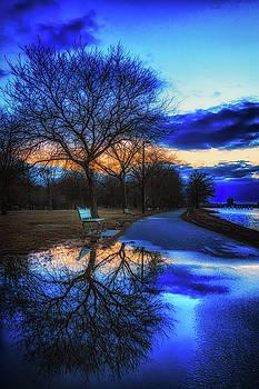 Sylvia J Zarco - Cold Water View