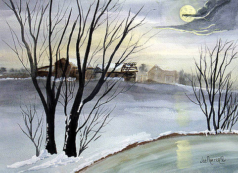 Cold Winter Evening by Joe Prater