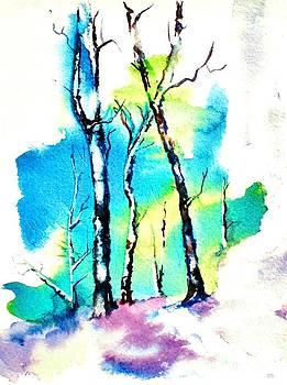 Cold Winter by Pamela Shearer