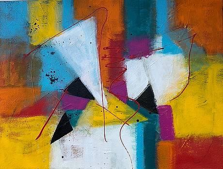 Collaboration I by Donna Ferrandino