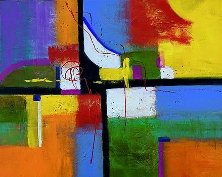 Collaboration III by Donna Ferrandino