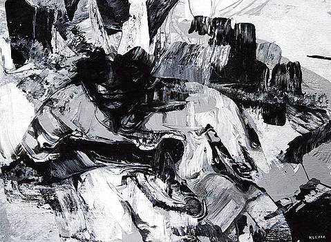 Collapsing Negative Pathways by Jeff Klena
