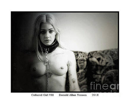 Collared Girl VIII by Donald Yenson