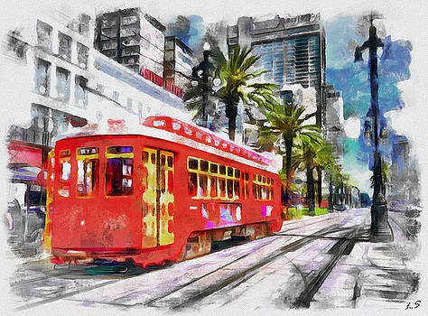 Collection New Orleans - 2 by Sergey Lukashin