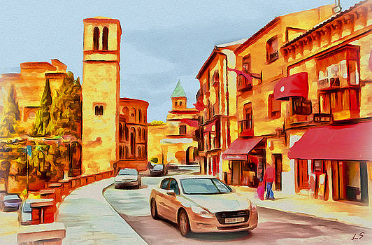 Collection of Toledo - 1 by Sergey Lukashin