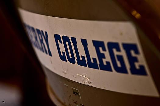 Jason Blalock - College
