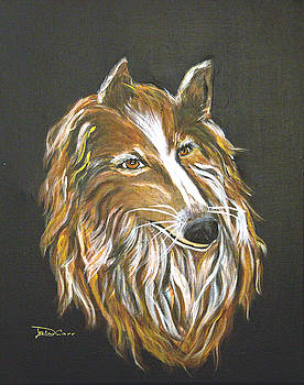 Collie by Dale Carr