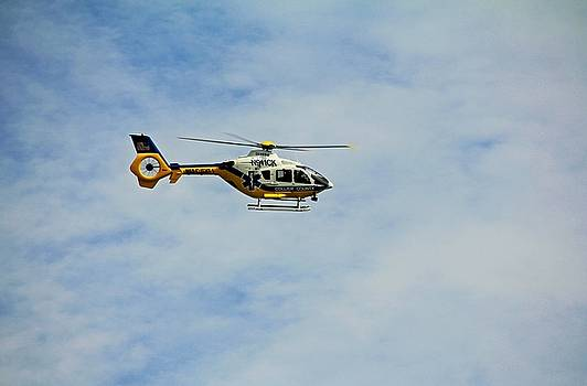Collier County Copter by Michiale Schneider
