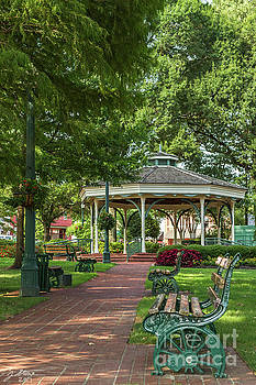 Collierville Town Square 1 by Jeffrey Stone