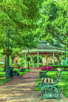 Collierville Town Square 1 - Take 2 by Jeffrey Stone