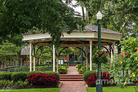Collierville Town Square 2 by Jeffrey Stone