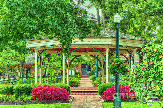 Collierville Town Square 2 - Take 2 by Jeffrey Stone