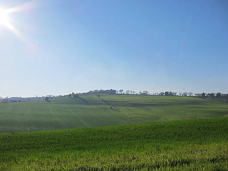 Colline marchigiane - 2 by Alberto V  Donati