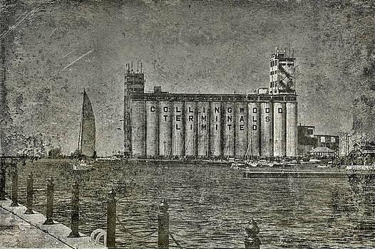 Andrea Kollo - Collingwood Harbor and Terminal Building
