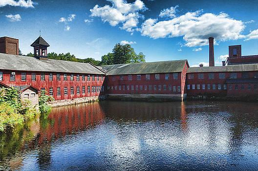 Edward Sobuta - Collins Axe Factory