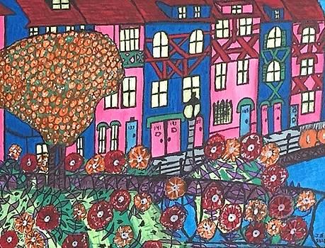 Colmar France Enchanting Town. by Jonathon Hansen