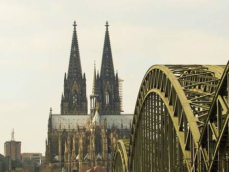 Cologne Cathedral by Cesar  Vieira