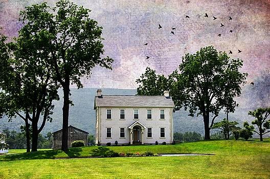 Colonial Style by Stephanie Calhoun
