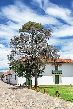Colonial Villa de Leyva View by Jess Kraft