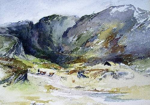 Colonsay by Thomas Marjoribanks Hay