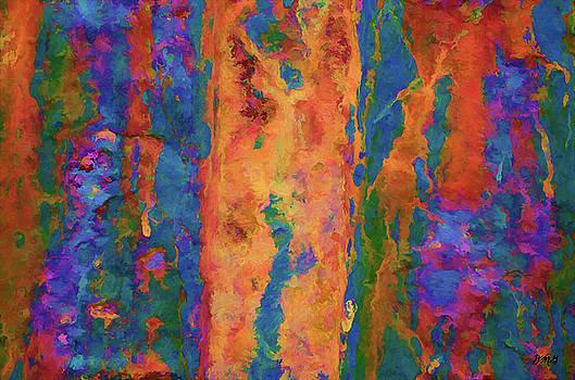 David Gordon - Color Abstraction LXVI