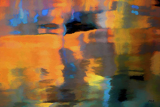 David Gordon - Color Abstraction LXXII