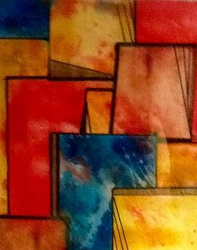 Color Blocks by Phyllis Hollenbeck