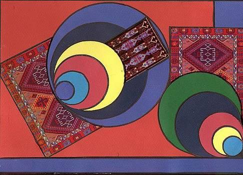 Color Carpeting by Mehdi Mehrvarz