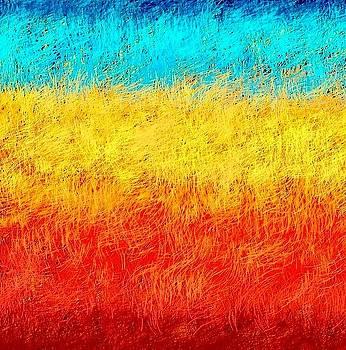 Color Color Color by Ida Yavari