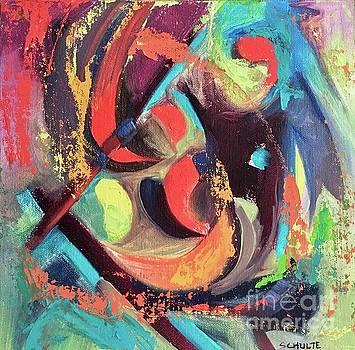 Color Dance by Lynne Schulte