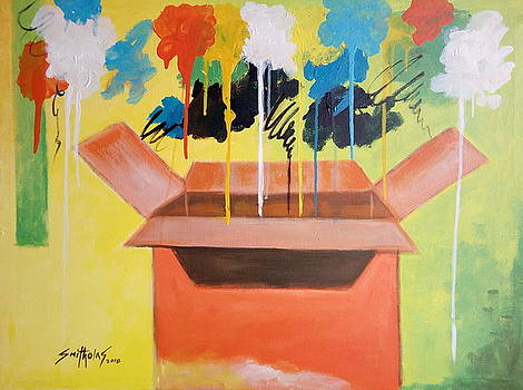 Color Drop by Olaoluwa Smith