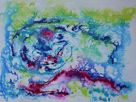 Color explosion 1 by Bitten Kari