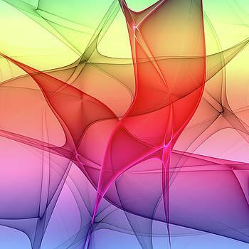Color Flash by Gabiw Art