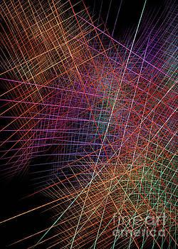 Justyna Jaszke JBJart - Color life fractal art
