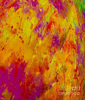 Color Love 1 by Catalina Walker