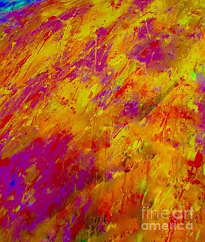 Color Love 3 by Catalina Walker