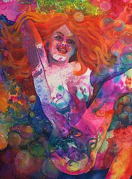 Color Me Mardi Gras by Valerie Aune