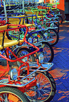 Jost Houk - Color of Bikes