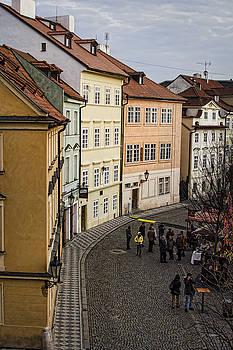 Heather Applegate - Color of Prague