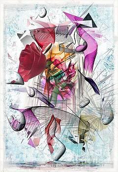 Color of Rose by Nico Bielow by Nico Bielow