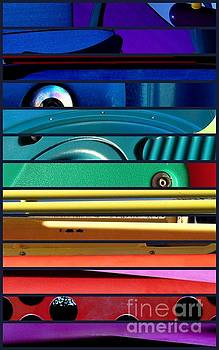 Marlene Burns - color play