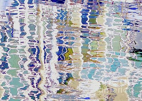 Color Ripples by Glennis Siverson