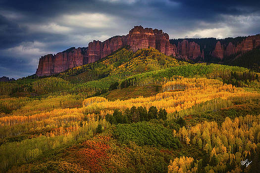 Color Rush by Peter Coskun