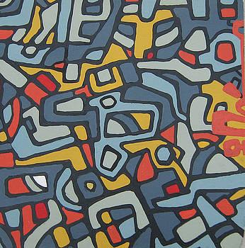 Color Splash by Voodo Fe'