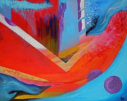 Color Study  by Sheila J Hall