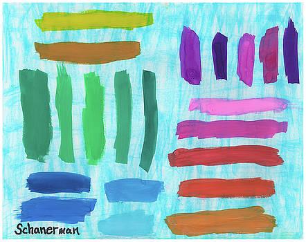 Color Watch by Susan Schanerman