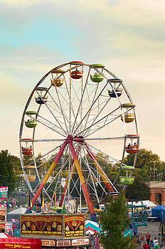 Sharon Popek - Color Wheel